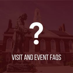 Visit and Event FAQ